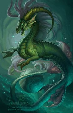 Zodiac Dragon . Capricorn by =The-SixthLeafClover on deviantART  What makes YOU tick?  Sign up for a chance to win a FREE #astrology reading. www.insideconnection.tv  Winners chosen monthly.