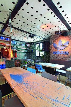 Adidas Originals PopUp Store, Rio de Janeiro, 2014 - Tavares Duayer arquitetura