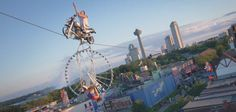 Clifton Hill, Niagara Falls has FREE stunt shows daily (except Tuesday's and Wednesday's) from July 2nd to September 7th,2015.  #SummerofThrills #CliftonHill #FunByTheFalls #NiagaraFalls  http://www.cliftonhill.com/falls_blog/niagara-summer-thrills/