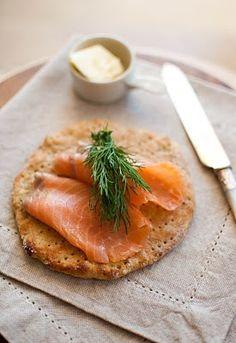 Scandi Home: Finnish Potato Flat Bread Finnish Bread Recipe, Finnish Recipes, Toast Sandwich, Fish Sandwich, Norwegian Food, Scandinavian Food, Flat Bread, Easy Cooking, I Love Food