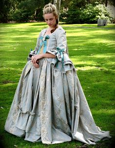 Rococo Dreaming Gown