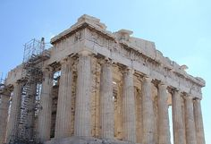 Parthenon - Athens, Greece 2006