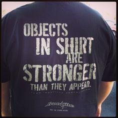 True Shirt. $20 ironville.com