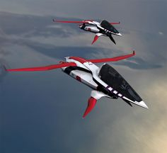 supersonic jet concept | The Supersonic AvA One Private Jet Concept (8)