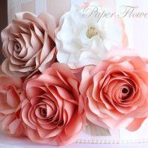 お花紙で作るペーパーフラワーのバラの作り方 | Paper Flowers 〜ペーパーフラワーデザイナー 前田京子(日本ペーパーアート協会)〜