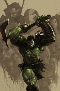 Planet Hulk- a must read