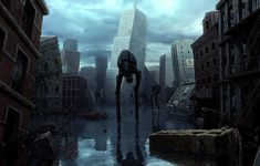 36 Epic Looking Sci-fi Artworks - Hongkiat
