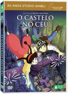 O Castelo no Céu, Hayao Miyazaki - DVD Zona 2. Comprar filmes e DVD na Fnac.pt