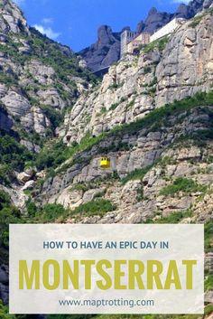 How to Have An Epic Day Out in Montserrat, Spain  @michaelOXOXO @JonXOXOXO @emmaruthXOXO  #MAGICALMONTSERRAT