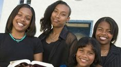 United Negro College Fund, My Black is Beautiful campaign and Black Girls Rock! partner to inspire girls