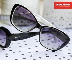 #retro #dots #sunglasses #solanoeyewear #eyewear