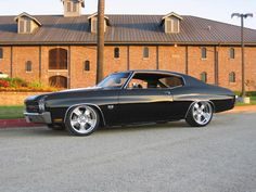 \'70 Chevelle SS
