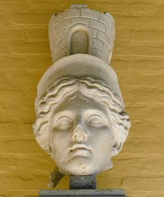 Sevilla Archaeological Museum - Tyche Fortuna from Italica