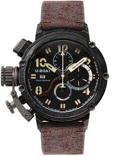 That's one manly watch. Basel 2014 - U-Boat Chimera 48 Carbonio