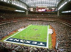 texans, reliant stadium