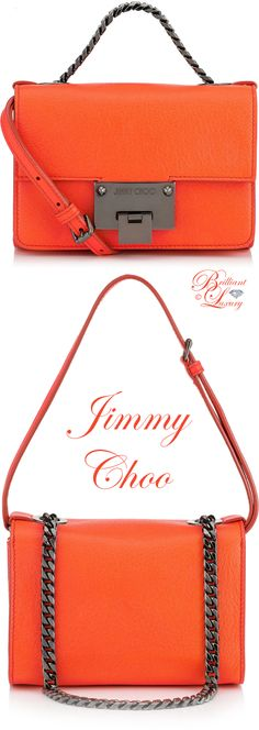 Brilliant Luxury by Emmy DE ♦ Jimmy Choo 'Rebel' Soft Mini Bag