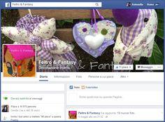 Oggettistica e bomboniere. Creazioni hand-made in feltro , anche su richiesta.Spedizioni in tutta Italia. http://feltroefantasy.blogspot.it/