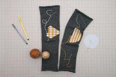 creative mending by Karen Barbe