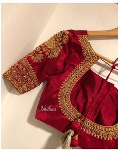 Pattu Saree Blouse Designs, Blouse Designs Silk, Designer Blouse Patterns, Bridal Blouse Designs, Blouse Back Neck Designs, Simple Blouse Designs, Stylish Blouse Design, Traditional Blouse Designs, Beautiful