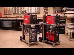 Twin Welder Carts - YouTube