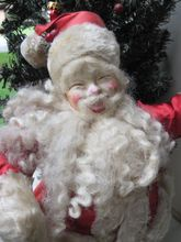 Vintage Mid-Century Early Harold Gale Santa Claus Doll