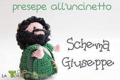Ravelry: Nativity crochet: Joseph - Presepe uncinetto: Giuseppe pattern by Carla Medda