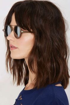Komono Vivien Round Shades - Eyewear | Accessories                              …