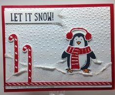 Stamp With Cynthia: Snow Place Sneak Peek