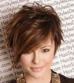 2015 short messy hairstyles for women