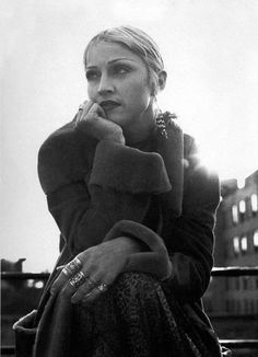 """A E L L A - miss-vanilla: """"Madonna by Steven Meisel for Vogue, October 1992. """""""