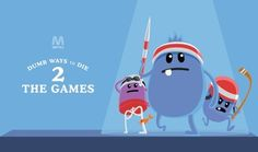 Dumb Ways to Die 2: The Games - There's a whole new set of dumb characters that have gathered to take part in a newer, bigger game. Guide these characters through 28 action packed mini-games and try to stay alive long enough to get the highest score and unlock all your favourite characters. #backcountrynavigator #crittermapsoftware #androidappdeveloper #androidapps