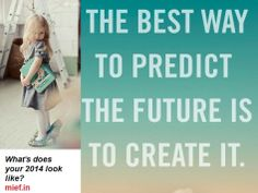 Write your #future