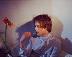 "get a grip, get a life, and get over it — hazycosmicwaves: Charlie Heaton in ""The..."