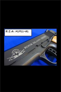 ROCK ISLAND ARMORY  M1911-A1  FS TACTICAL
