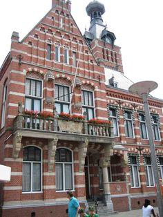 Lijst van rijksmonumenten in Winschoten - het Stadhuis van Winschoten Wikipedia
