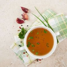 Bone broth is a source of minerals, like calcium, phosphorus, magnesium, and potassium, in forms that your body can easily absorb. Click here to read our recipe.