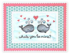 Whale you be mine 2
