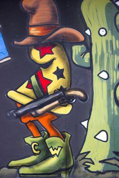 MARK BODE http://www.widewalls.ch/artist/mark-bode/ #graffiti #streetart #urbanart