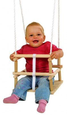 Jaka huśtawka dla rocznego dziecka? - pytamy.pl