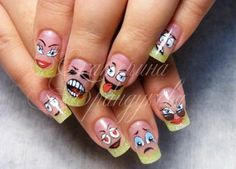 nail art for short nails nails