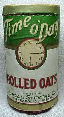 Vintage Tins, Rolled Oats, Outlander, Cereal, Rolls, Canning, Mom, Antiques, Antiquities