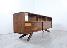 Divisadero Media/Record Console Sideboard by jeremiahcollection, $2700.00