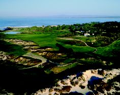For beautiful ocean views and a great round of golf, visit Pacific Grove Golf Links on the tip of the Monterey Peninsula! www.pggolflinks.com #pacificgrove