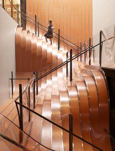 longchamp heatherwick staircase