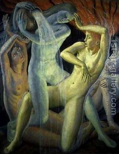 Ernest Procter - The Four Elements