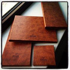 Bìa menu café, bìa menu bar, bìa menu da, bìa thanh toán da, bìa thực đơn da,