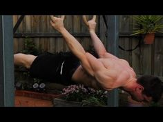Back Lever Tutorial (Progressions + Training Structure) - YouTube