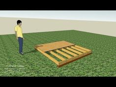 Begin With the End in Mind: Shed Layout and Floor Framing
