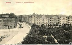 """Ogródki Działkowe """"Lilie"""" (Schrebergarten), Wrocław - 1915 rok Huby, ul. Gliniana"""