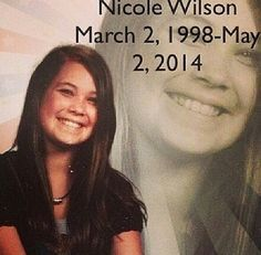 This girl was a type one diabetic who lost her life to a low blood sugar while she was asleep. It is a tragedy that such a young girl died from something we sometimes have very little to no control over. People don't always believe diabetes is serious, but she is a prime example of how scary and dangerous it is.